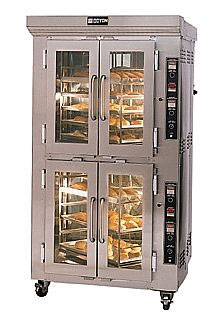 Doyon Ca12r 12 Pan Mini Rack Oven