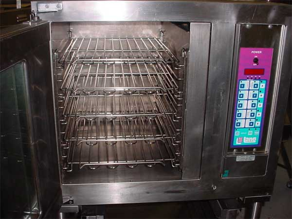 1193 Lang Convection Oven Half Size