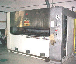 Reed 30 Pan Revolving Oven Item 1212
